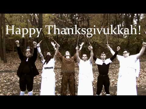 The Thanksgivukkah Anthem