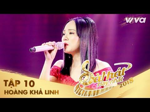 Bàn Tay Nhỏ Trái Tim Xinh - Hoàng Khả Linh | Tập 10 Sing My Song - Bài Hát Hay Nhất 2018 - Thời lượng: 12:05.