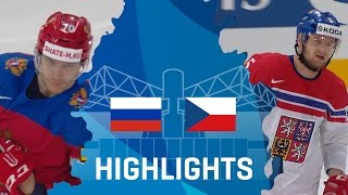 Россия - Чехия3-0