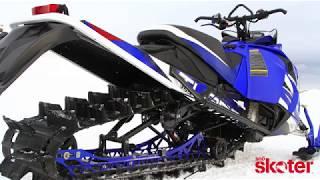 9. 2018 Yamaha Sidewinder M-TX 153 LE - Walkaround