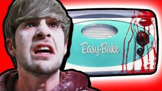 EASY BAKE FREAKOUT: http://bit.ly/OvenFeakout WATCH THIS EPISODE EN ESPAÑOL: http://youtu.be/8DoLI8-boMw Very ...