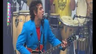 Gustavo Cerati y Shakira - Dia Especial - Live Earth (HQ)