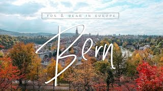 Bern Switzerland  city images : EUROTRIP VLOG: Walking Around Bern, Switzerland | Fox & Bear