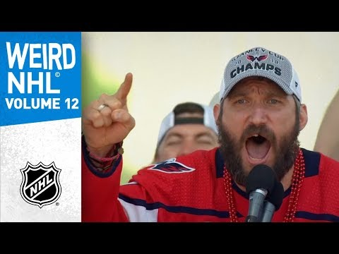Weird NHL Vol. 12 Best of the Conference and Stanley Cup Final