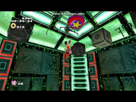 Sonic Adventure 2 HD PC:Amy Rose In Crazy Gadget