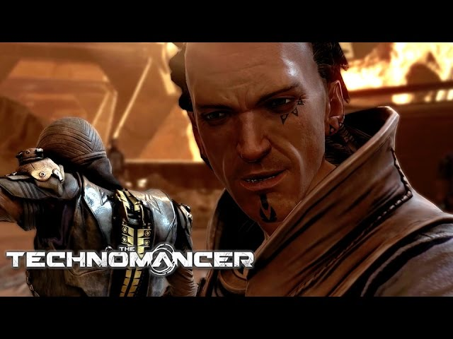 Видео к игре The Technomancer
