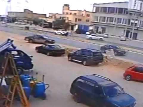 فيديو: اغتيال مدير المخابرات العامة ببنغازي