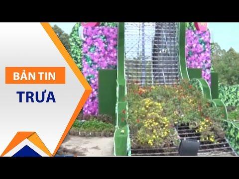 Xót xa thác hoa tiền tỷ biến thành bãi rác | VTC - Thời lượng: 69 giây.