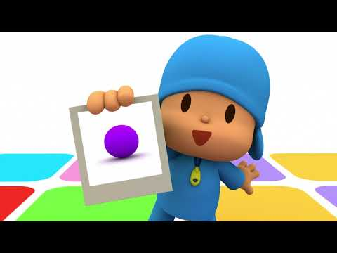 Let's Go Pocoyo- Pato's Living Room (S03E42)