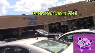 K slashs Card shop adventure by Master Jigglypuff and Friends