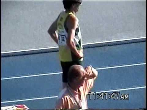 Final 400m rasos Mundial Master Atletismo - Finl�ndia 2009