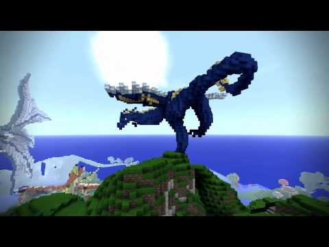 Minecraft Tours - Dragons' Canyon