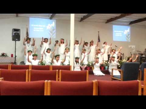 Samoan Christian Fellowship Fairfield Ca