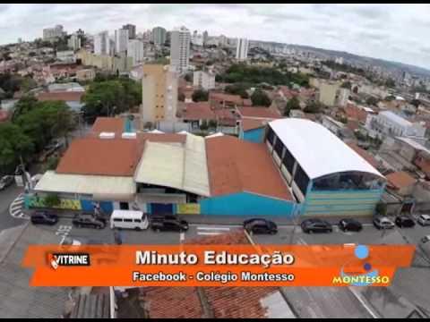 COLÉGIO MONTESSO 20- PROGRAMA VITRINE Escola Infantil Sorocaba Colégio Infantil Sorocaba Curso Preparatorio Enem Sorocaba