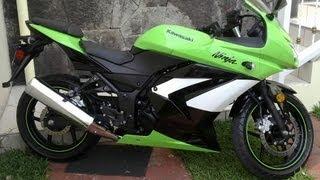 7. Review Kawasaki Ninja 250R Special Edition 2009 - Español