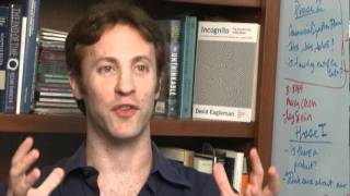 David Eagleman on His Book Incognito: The Secret Lives of the Brain
