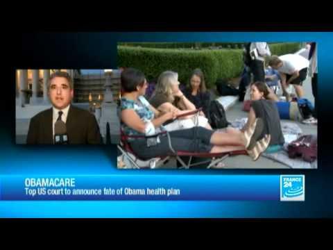Supreme Court to decide fate of Obama healthcare bill