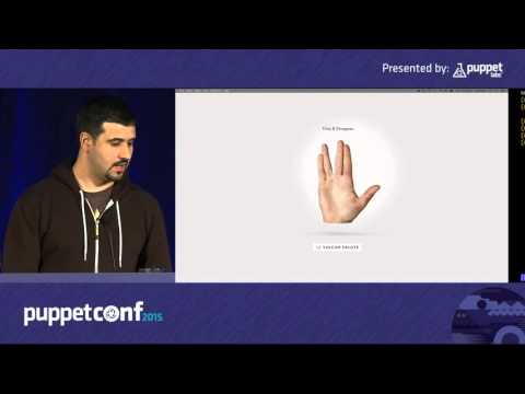PuppetConf 2015: Who has time for testing
