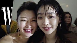 Video 변정수 모녀의 밀란&파리 패션위크 밀착 카메라! by W Korea MP3, 3GP, MP4, WEBM, AVI, FLV Maret 2019
