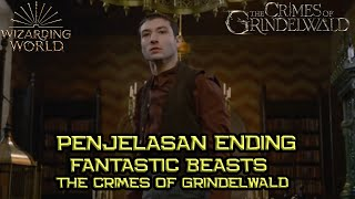 Video Penjelasan Ending Fantastic Beasts The Crimes of Grindelwald | Siapakah DIA Sebenarnya ??? | MP3, 3GP, MP4, WEBM, AVI, FLV April 2019