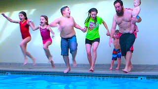 SHAYTARDS FAMILY CANNON BALL!