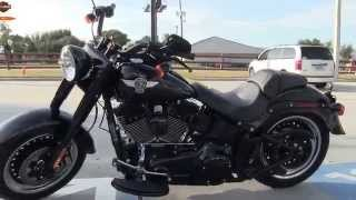 8. New 2016 Harley Davidson FLSTFB Fat Boy Lo Colors