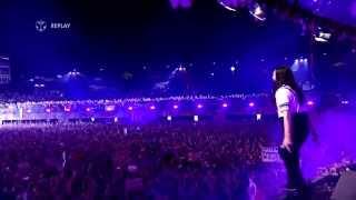 Tomorrowland Belgium 2015 Steve Aoki HD