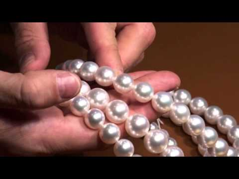 Guide to buying pearl jewellery