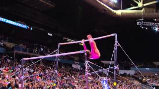 bars, Katelyn Ohashi - Uneven Bars - 2013 AT&T American Cup