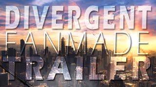 Divergent Trailer [2014]