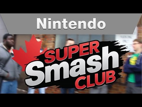 canada - Like Nintendo of Canada on Facebook: http://facebook.com/nintendoofcanada. Follow Nintendo of Canada on Twitter: https://twitter.com/NintendoCanada For more information on Super Smash Club,...
