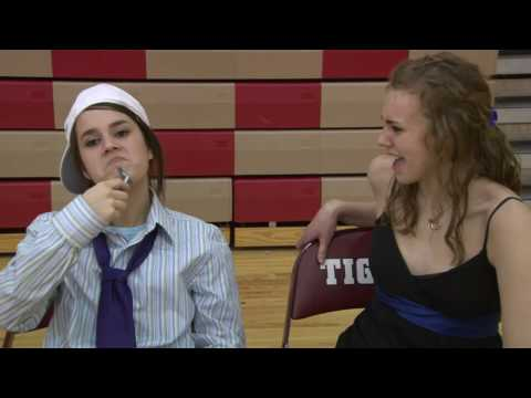 Outtakes (bloopers) Taylor Swift Love Story music video by PNHS Poms dance Plainfield ...