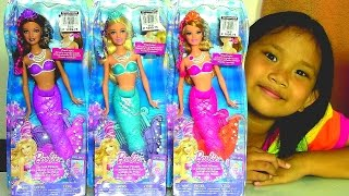 Barbie Pearl Princess Mermaid Doll from the DVD Barbie the Pearl Princess