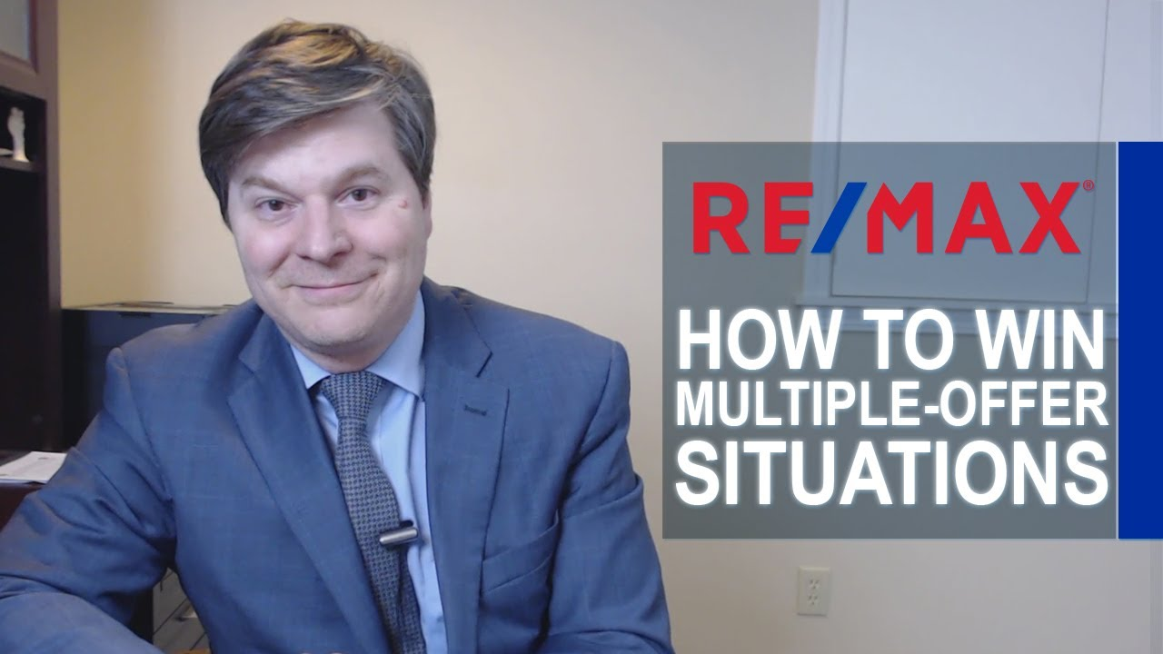 A Simple Trick for Winning in Multiple-Offer Situations
