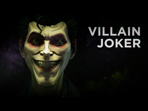 The Joker is Born | VILLAIN  de Batman : The Enemy Within - The Telltale Series