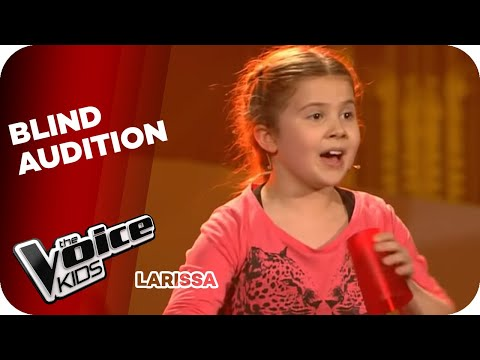 Anna Kendrick - Cup-Song (Larissa) | The Voice Kids 2014 | Blind Audition | SAT.1 (видео)