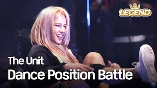 Download Lagu Dance Position Battle... Find the Dancing Queen of UNI+ G! [The Unit/2018.01.03] Mp3