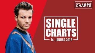 Video TOP 20 SINGLE CHARTS - 16. JANUAR 2018 MP3, 3GP, MP4, WEBM, AVI, FLV Januari 2018