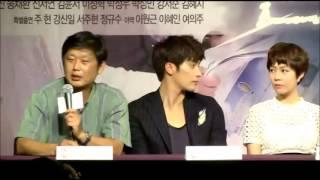 "Video 130923 SBS "" PassionateLove"" Press Con-SungHoon cut MP3, 3GP, MP4, WEBM, AVI, FLV April 2018"