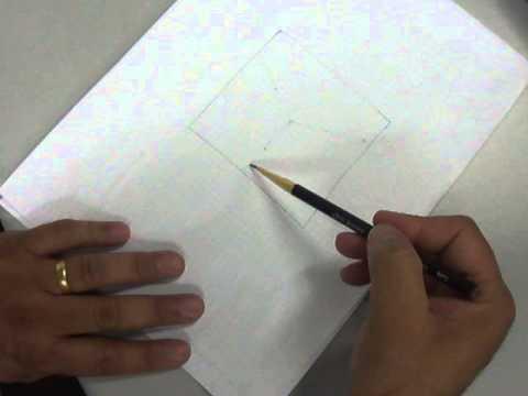 isometricos - Fazendo um isométrico, a mão livre, de tubulção industrial.