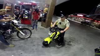 9. Night Riding | Sheriff Rides Grom