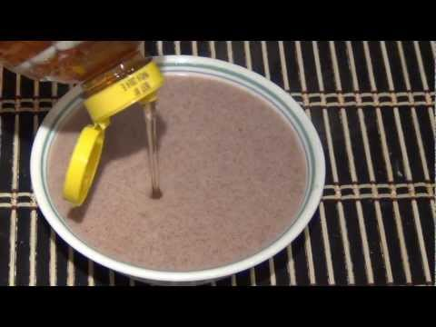 Ragi Porridge - Healthy Breakfast Recipe in 5 mins