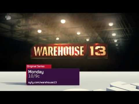 Warehouse 13 episode 413 The Big Snag promo