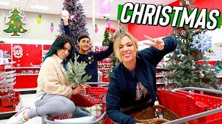 Video Christmas Shopping at Target! Vlogmas Day 3 MP3, 3GP, MP4, WEBM, AVI, FLV Desember 2018
