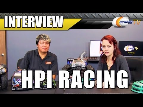 tv - http://www.newegg.com | HPI Racing: http://bit.ly/J6EZz9 Andrew and friends from HPI Racing visit the studio to show us all of their really cool toys! Electr...