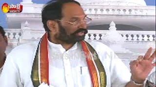 TPCC Chief Uttam Kumar Reddy Slams TRS Government    Telangana Budget
