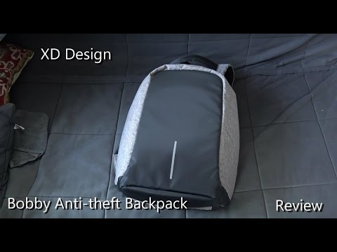Bobby Anti-theft Backpack by XD Design - real world review after 2 months