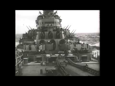 USNM Interview of Stanley Poulos Part One Service on the USS Missouri During the Korean War