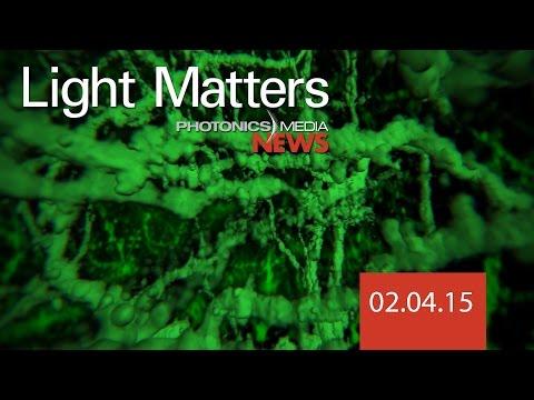Cells Grow 4x Their Size! - LIGHT MATTERS 02.04.2015