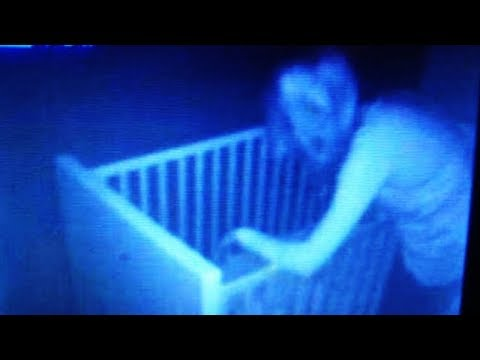 5 Scariest Things Caught On Baby Monitors (видео)